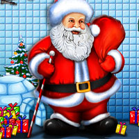 Free online flash games - Christmas Santa Adventure game - WowEscape