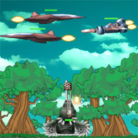 Free online flash games - Tank Attack game - WowEscape