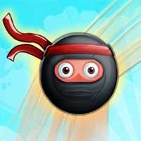 Free online flash games - Ninja Diamond Adventure AtoZOnlineGames game - WowEscape