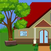 Free online flash games - Avm Forest House Secret Door Escape game - WowEscape