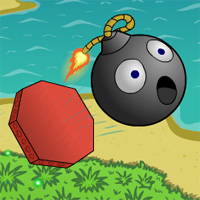 Free online flash games - Bombs Vacation game - WowEscape
