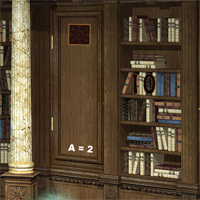 Free online flash games - Old Library Hidden247 game - WowEscape