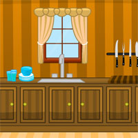 Free online flash games - SD Locked In Escape Kitchen game - WowEscape