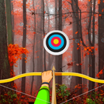 Free online flash games - Hidden Targets-Red Forest game - WowEscape