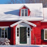 Free online flash games -  GFG Winter Cottage Santa Rescue