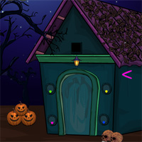 Free online flash games - NsrGames Halloween Party Escape 8 game - WowEscape