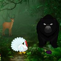 Free online flash games - Wowescape Turkey Jungle Escape game - WowEscape