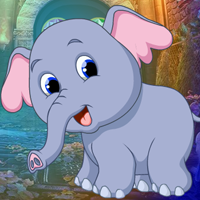 Free online flash games - G4K Baby Elephant Rescue game - WowEscape