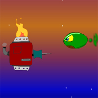 Free online flash games - Kil Pop Mochibot game - WowEscape