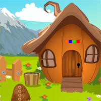 Free online flash games - G4K Shoe House Escape game2rule