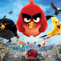 Free online flash games - The Angry Birds Movie Targets game - WowEscape