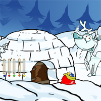 Free online flash games - Merry Christmas 2018 Games2Jolly game - WowEscape