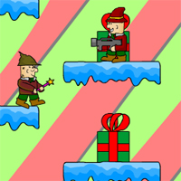 Free online flash games - Christmas Elves game - WowEscape