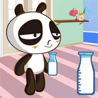 Free online flash games - Milk Competition Dhgaming game - WowEscape