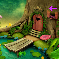 Free online flash games - Wowescape Treasure Jewel Forest Escape game - WowEscape