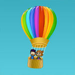 Free online flash games - Air Balloon Ride game - WowEscape