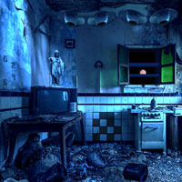 Free online flash games - Abandoned Urban House Escape Wowescape game - WowEscape