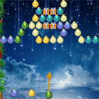 Free online flash games - Classic Xmas Ball Popper game - WowEscape