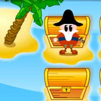Free online flash games - Black Beards Gold game - WowEscape