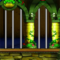 Free online flash games - Games2Jolly Angel Cat Rescue