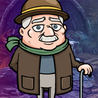 Free online flash games - G4K Retired Old Man Escape