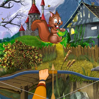Free online flash games - Squirrel Hunting game - WowEscape