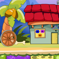 Free online flash games - Games2Jolly Princess Magic Rescue 1 game - WowEscape