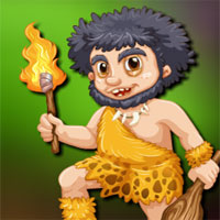 Free online flash games - Avm Tribe With Torch Escape