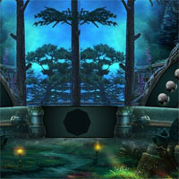 Free online flash games - G4K Dancing Triangle Escape game - WowEscape
