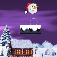 Free online flash games - Xmas Penguin Jump 2 game - WowEscape