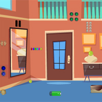 Free online flash games - Doors Escape Level 29