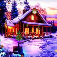 Free online flash games - Top10NewGames Find The Christmas Star game - WowEscape
