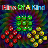 Free online flash games - Nine Of A Kind game - WowEscape