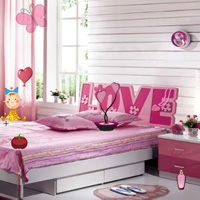 Free online flash games - Valentines Room-Hidden Objects game - WowEscape
