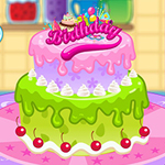 Free online html5 games - Cooking Celebration Cake 2 game