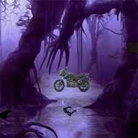 Free online flash games - FunEscapeGames Magical Fun Forest game - WowEscape
