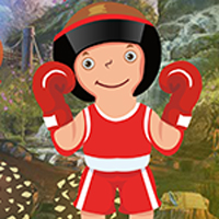 Free online flash games - G4K Child Boxer Rescue game - WowEscape