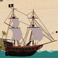 Free online flash games - Stupid Pirates game - WowEscape