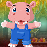 Free online flash games - Furious Rhinoceros Escape game - WowEscape