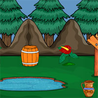 Free online flash games - Games2Jolly Turkey Rescue Escape game - WowEscape
