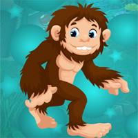 Free online flash games - Games4king Gorilla Man Escape game - WowEscape
