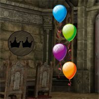 Free online flash games - AngelEscape First Birthday Escape game - WowEscape