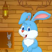 Free online flash games - Games4Escape  Blue Bunny Escape game - WowEscape