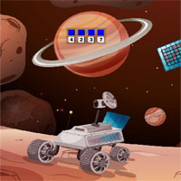 Free online flash games - Cosmonaut Escape