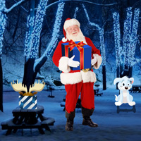 Free online flash games - Wowescape Find The Santa Claus game - WowEscape