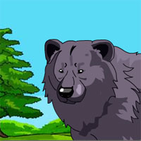 Free online flash games - Bear Adventure Level Escape