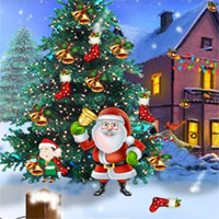 Free online flash games - Christmas Find The Book game - WowEscape