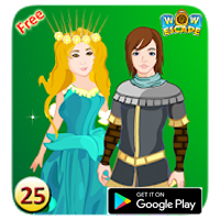 Free online flash games - Fantasy Queen Escape Game game - WowEscape