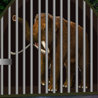 Free online flash games - Big Mammoth Land Escape game - WowEscape