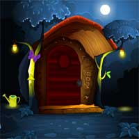 Free online flash games - Midnight Garden Escape MirchiGames game - WowEscape